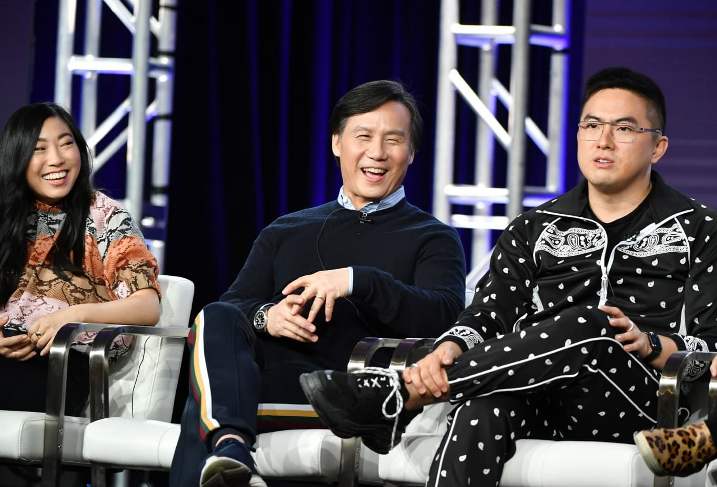How a $500 plane ticket launched actor BD Wong to roles in 'Mr. Robot' and 'Nora From Queens'