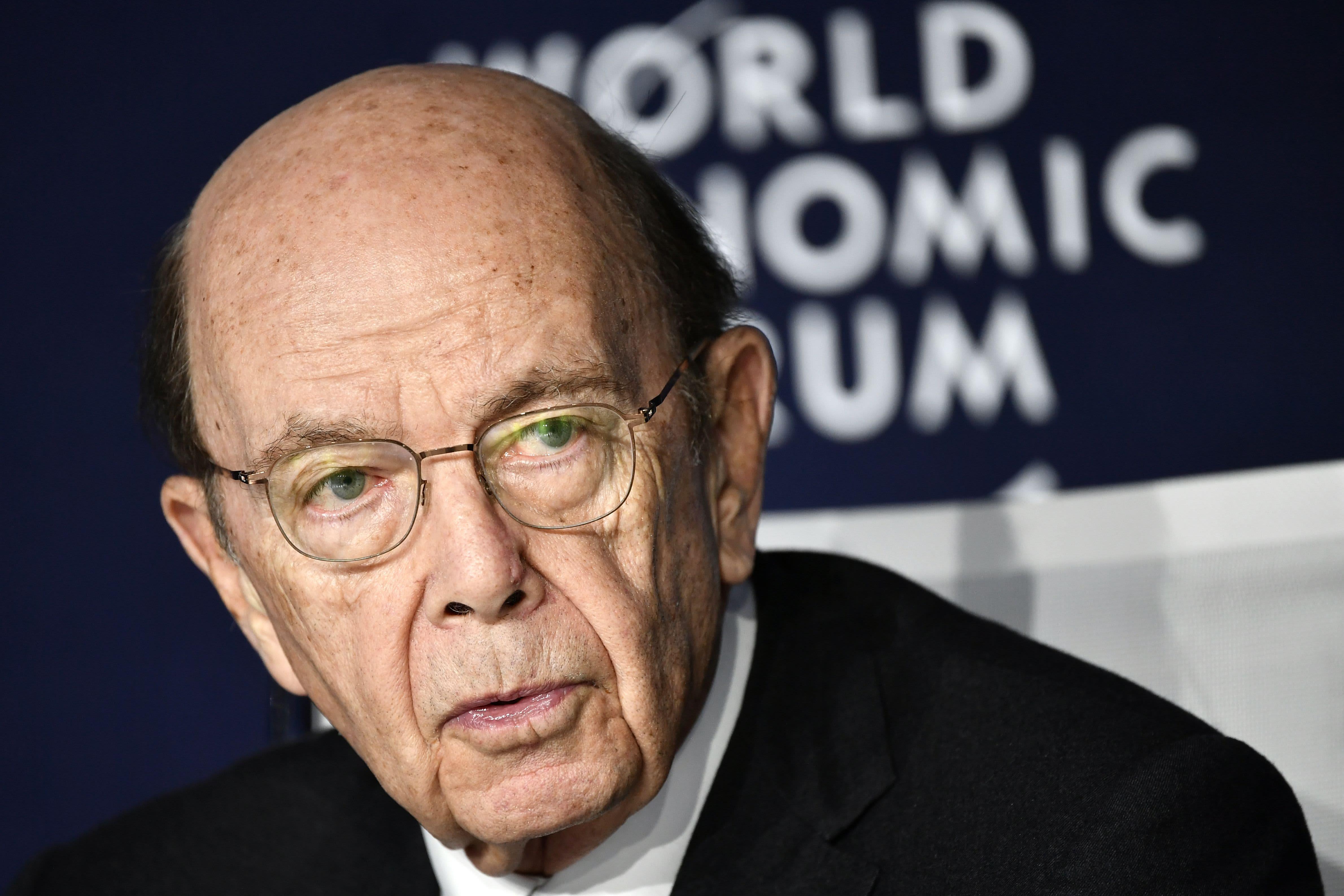 The US could still put tariffs on EU carmakers despite new trade talks, Wilbur Ross says