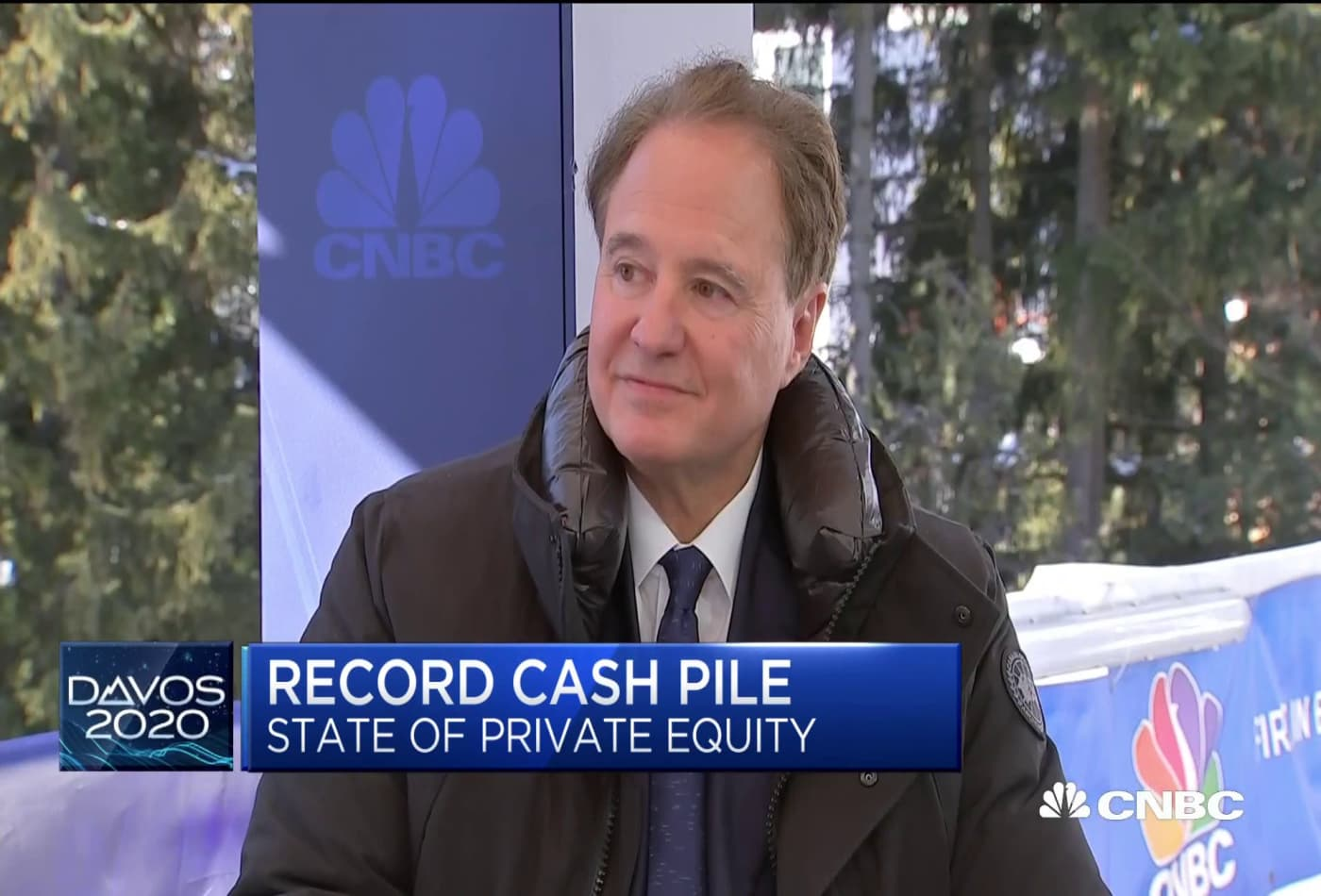 Bain Capital CEO Stephen Pagliuca on the state of private equity