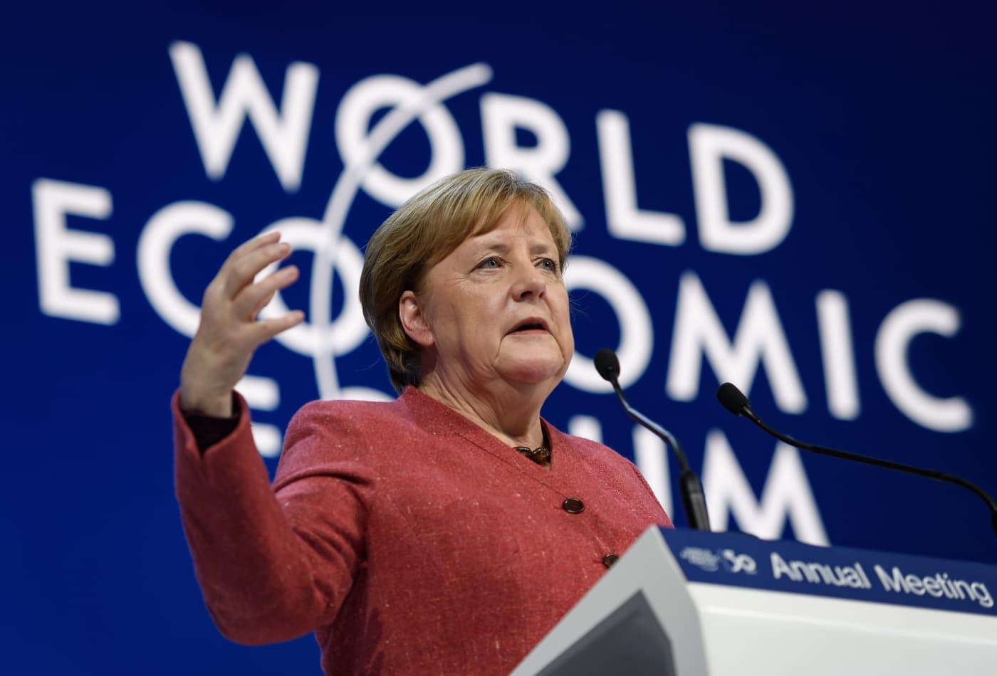 Libya could be the new Syria, Merkel warns