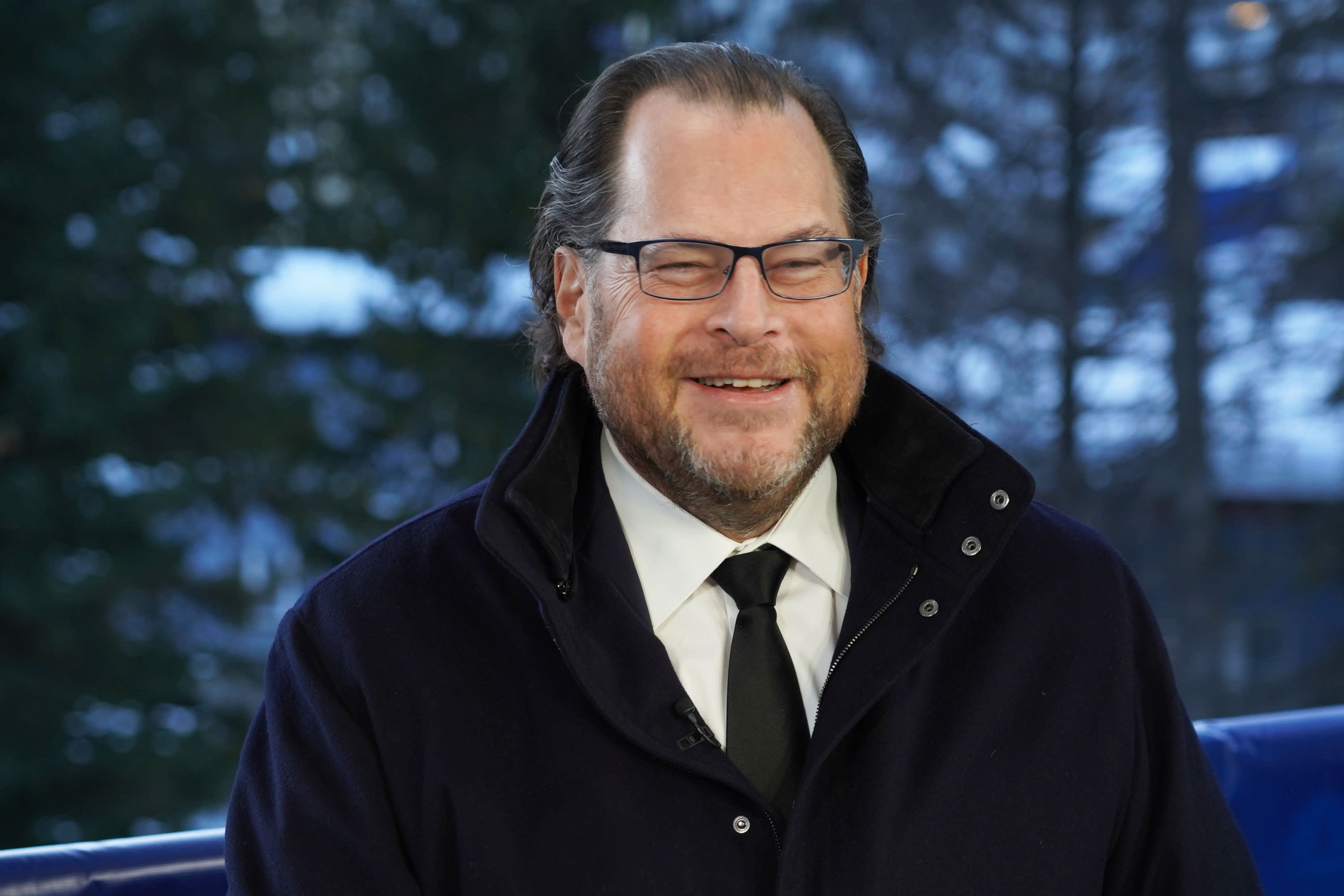 Salesforce promises no 'significant' layoffs over the next three months, even with coronavirus spreading