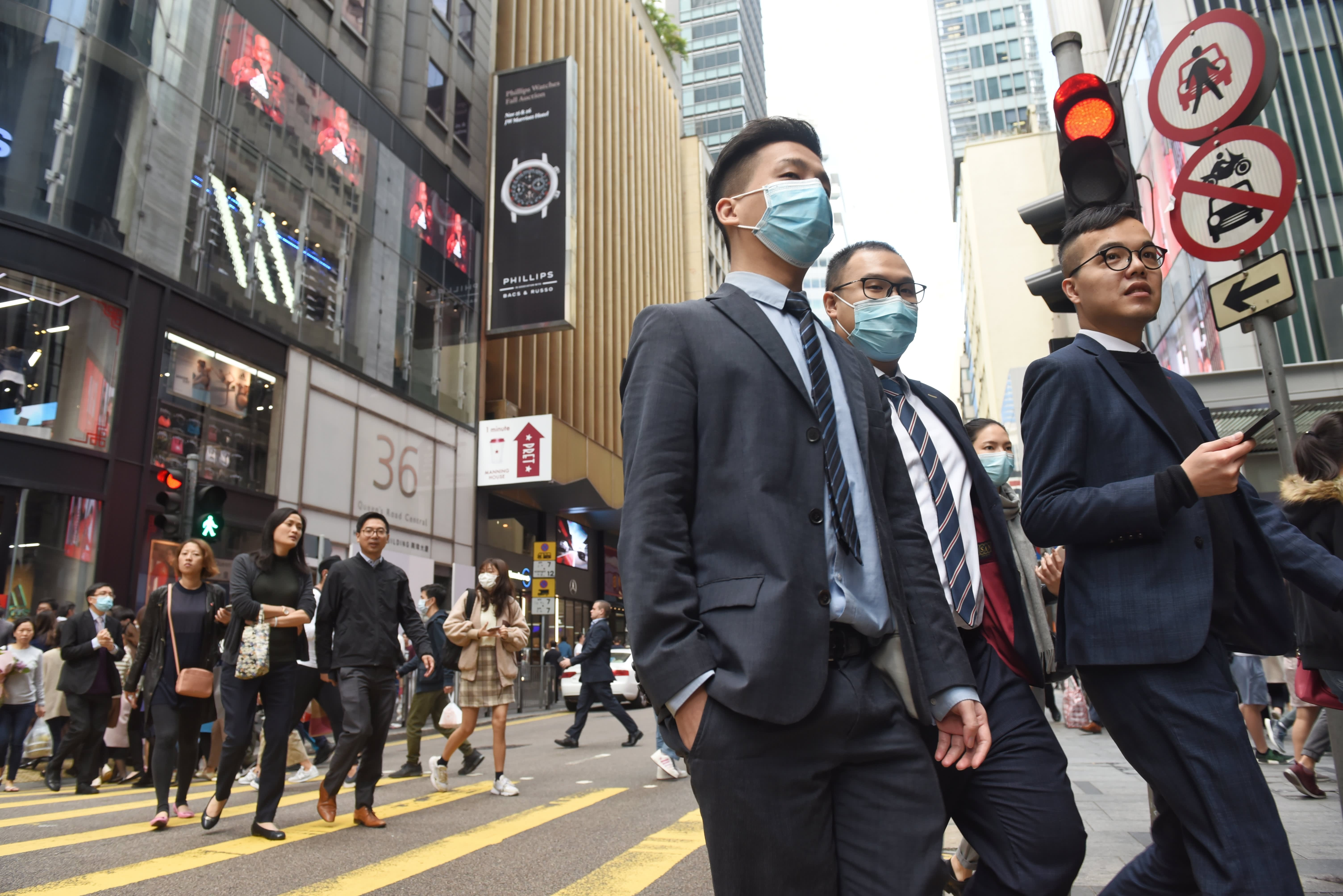 History shows China's coronavirus impact on markets likely to be short-lived