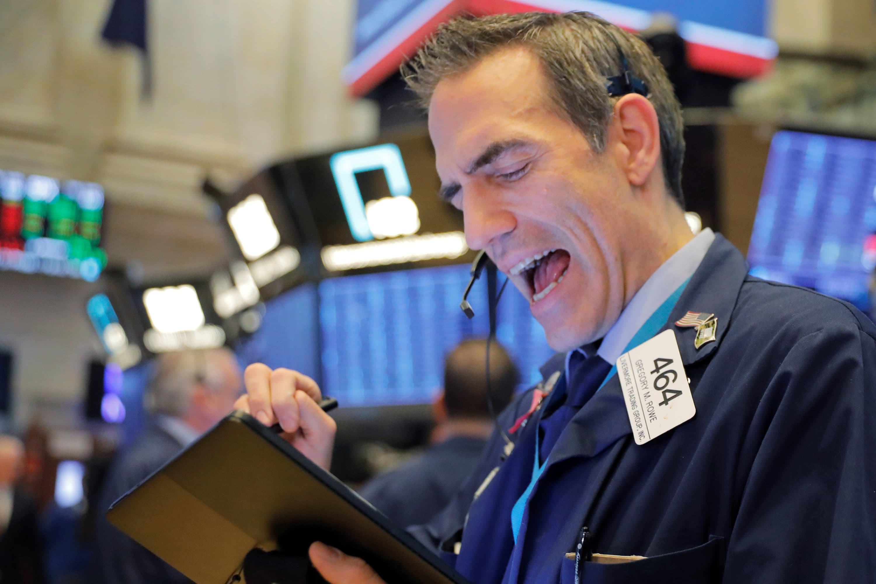 S&P 500 best day since Oct 4