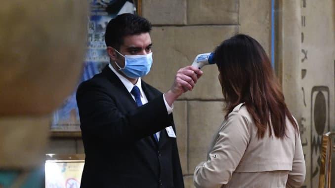 GP: Coronavirus Macau