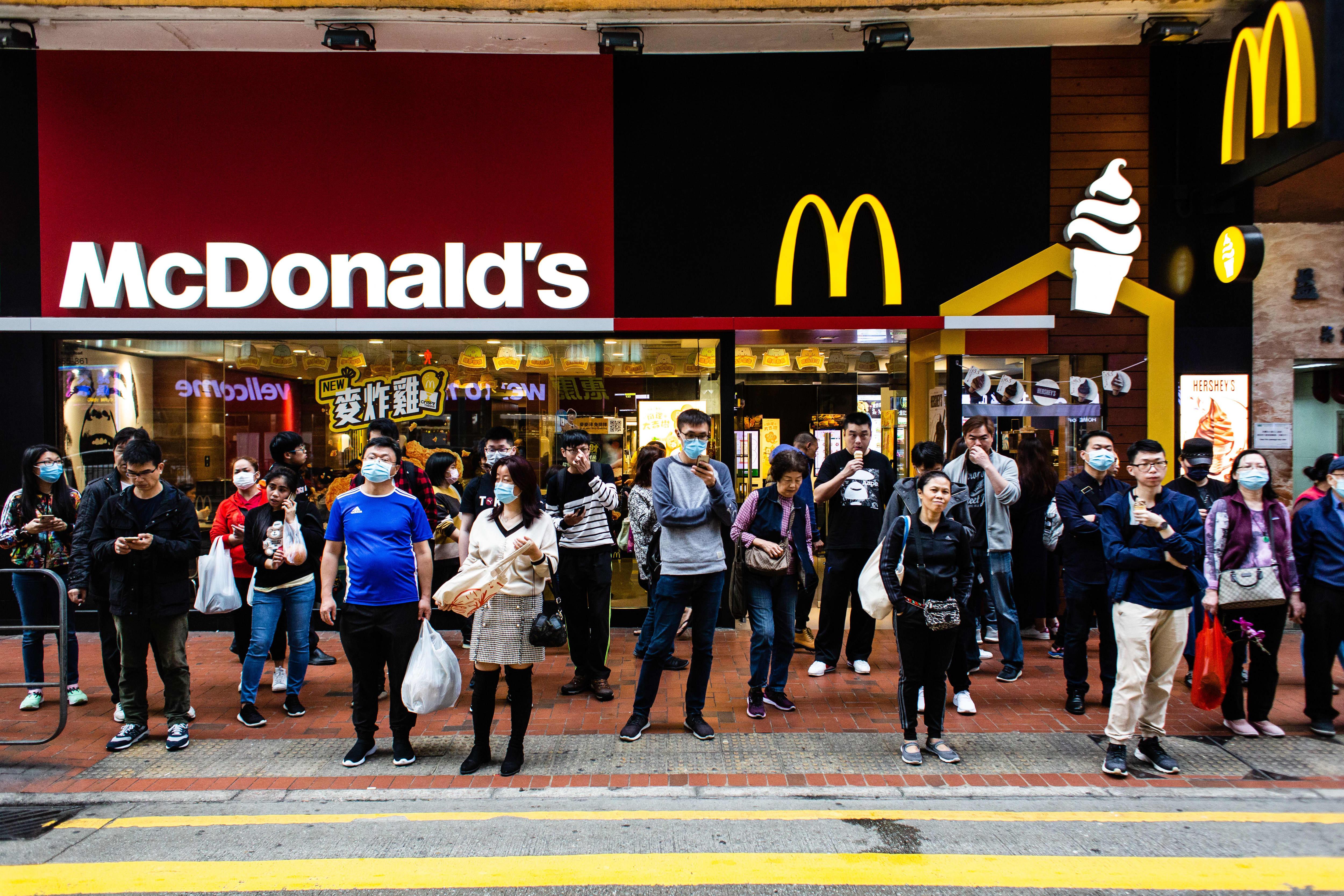 Coronavirus shutters restaurants in China, sending shares of Luckin, Starbucks lower