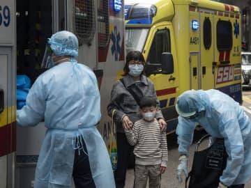 Hong Kong declares virus emergency for coronavirus, first cases appear in Australia