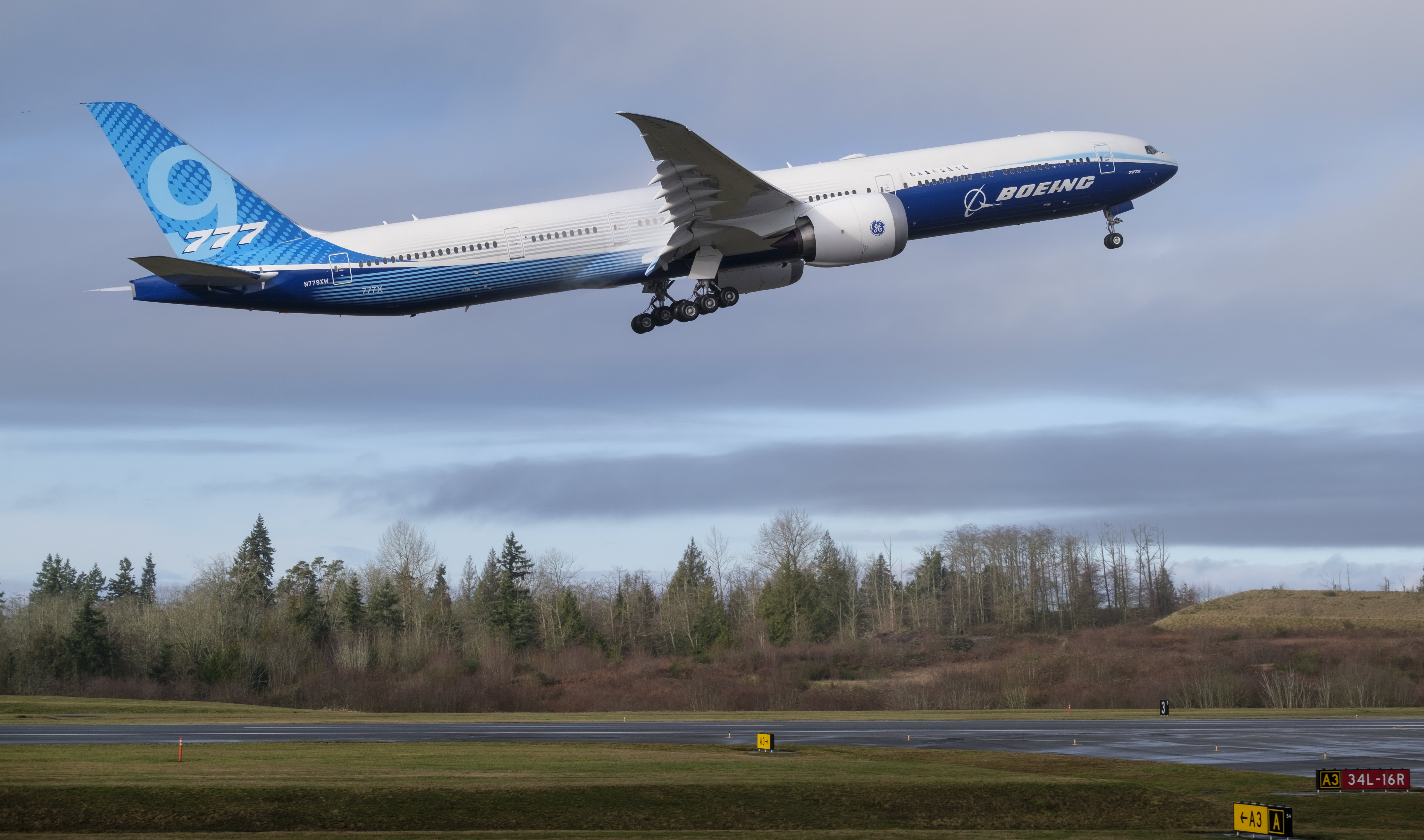 Washington state moves to drop Boeing tax break to head off possible EU tariffs