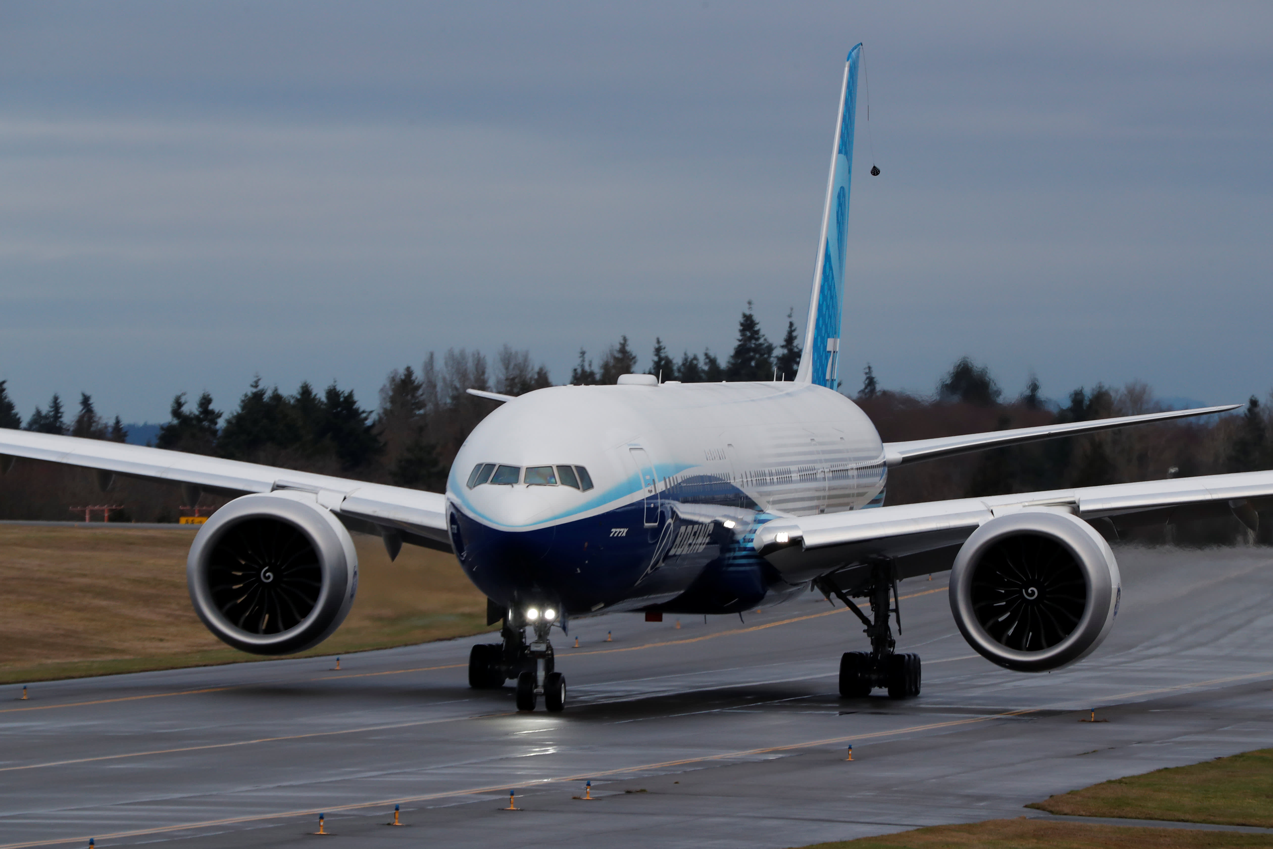 Boeing's big week includes Q1 results and government aid deadline