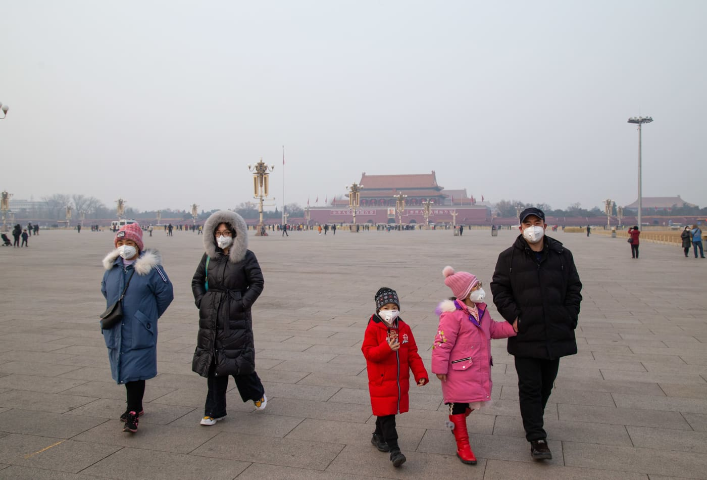 World Health Organization chief to meet Chinese officials in Beijing as coronavirus deaths rise