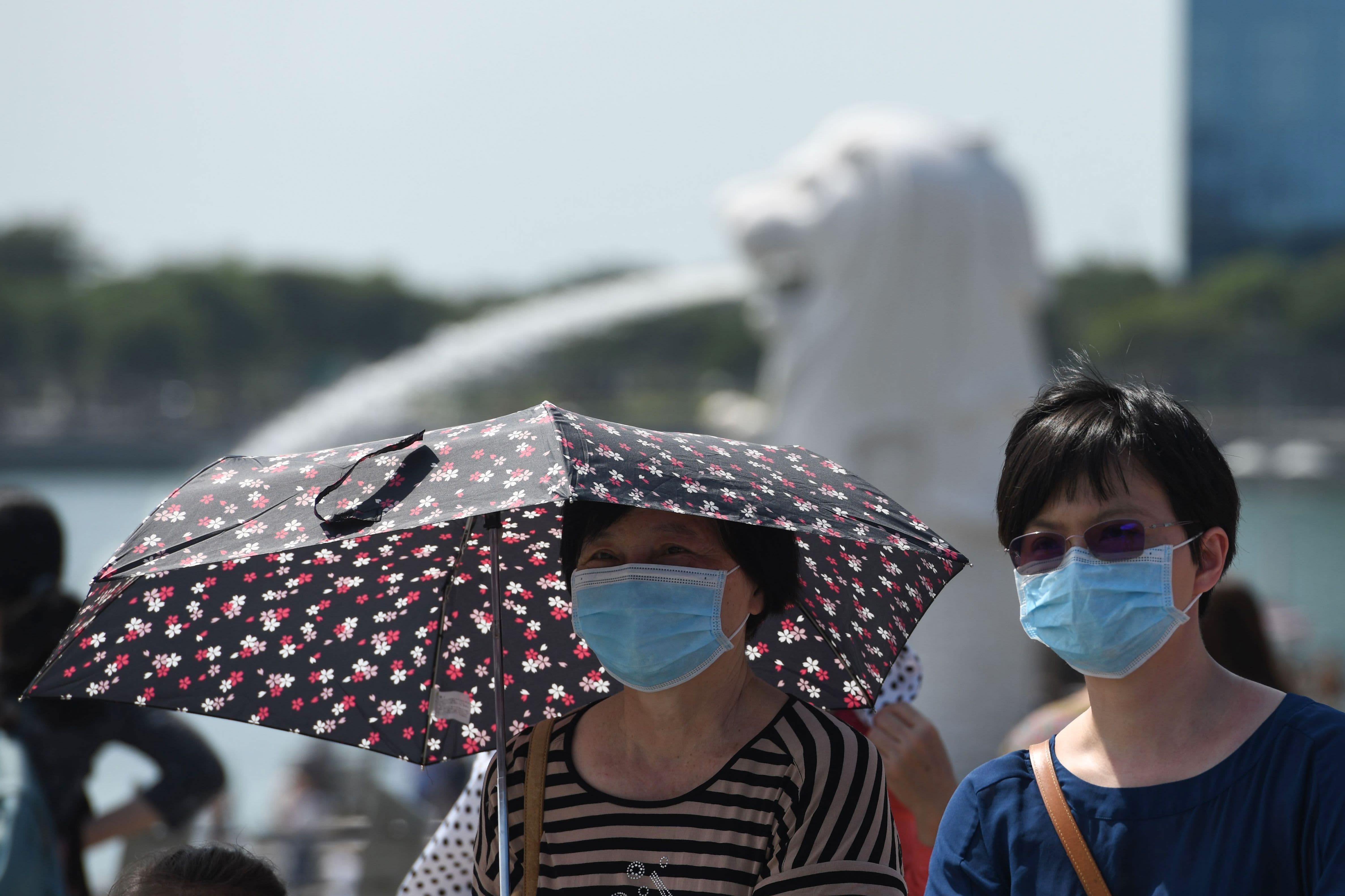 Singapore downgrades 2020 economic forecast amid coronavirus outbreak