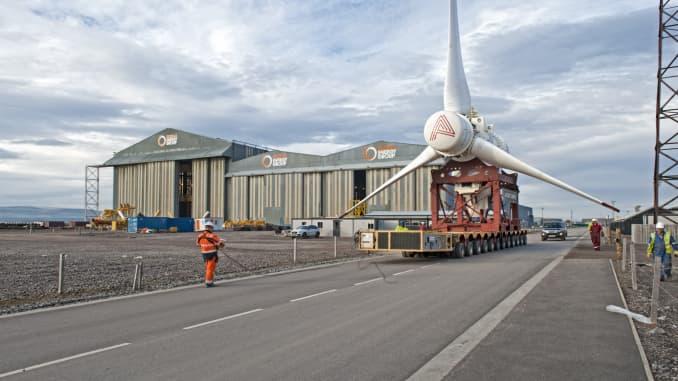 H/O - AR1500 turbine
