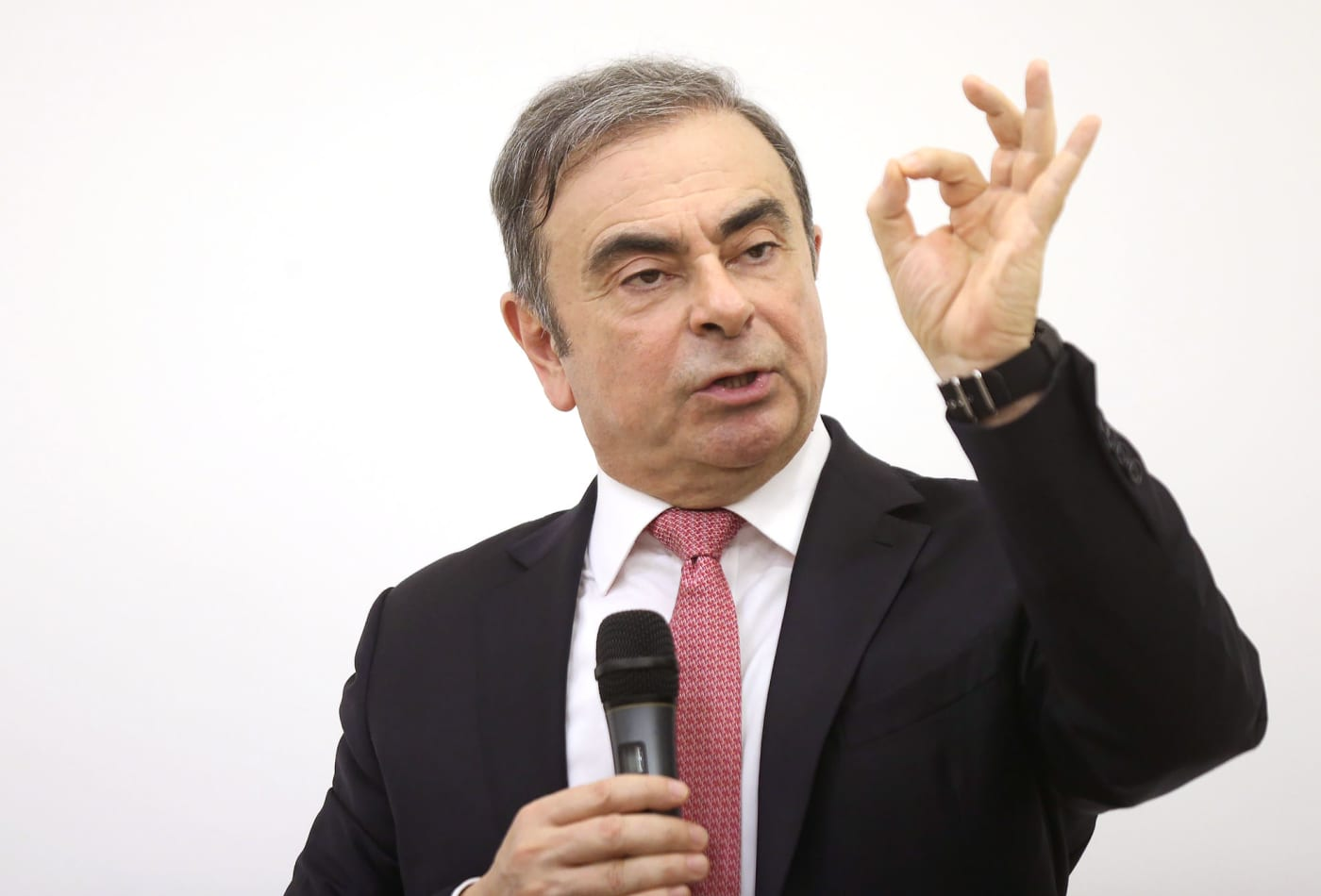 Fugitive ex-Nissan Chairman Carlos Ghosn warns foreign CEOs in Japan: 'You're playing with your life'