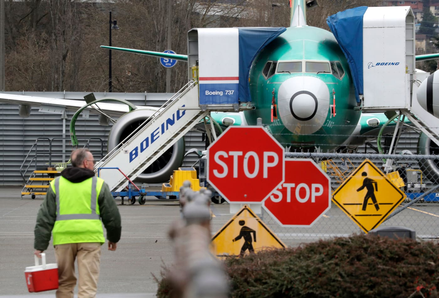 Boeing to expand 737 Max inspections, sources say