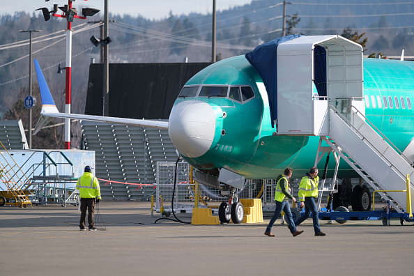 Boeing is laying off more than 6,000 employees this week as coronavirus hurts demand