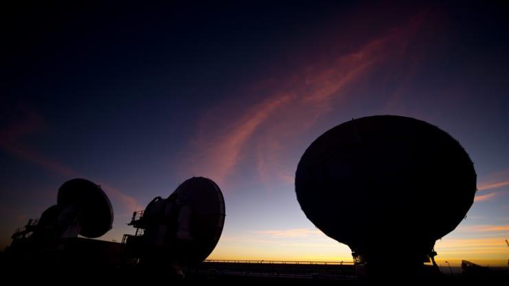 CHILE-ASTRONOMY-TELESCOPE-ALMA