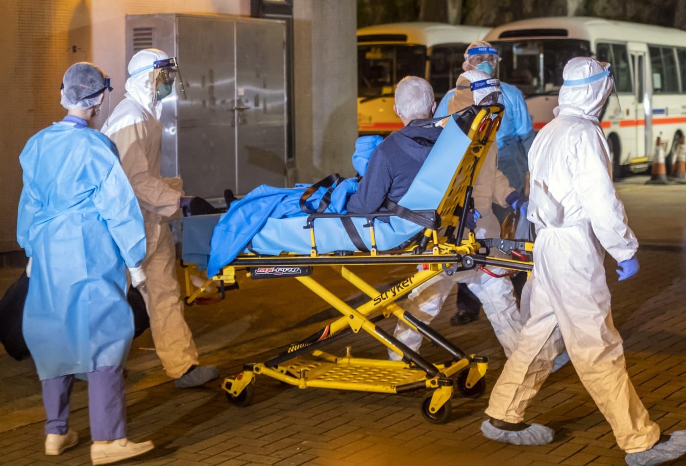 WHO declares China coronavirus that's killed 171 a global health emergency
