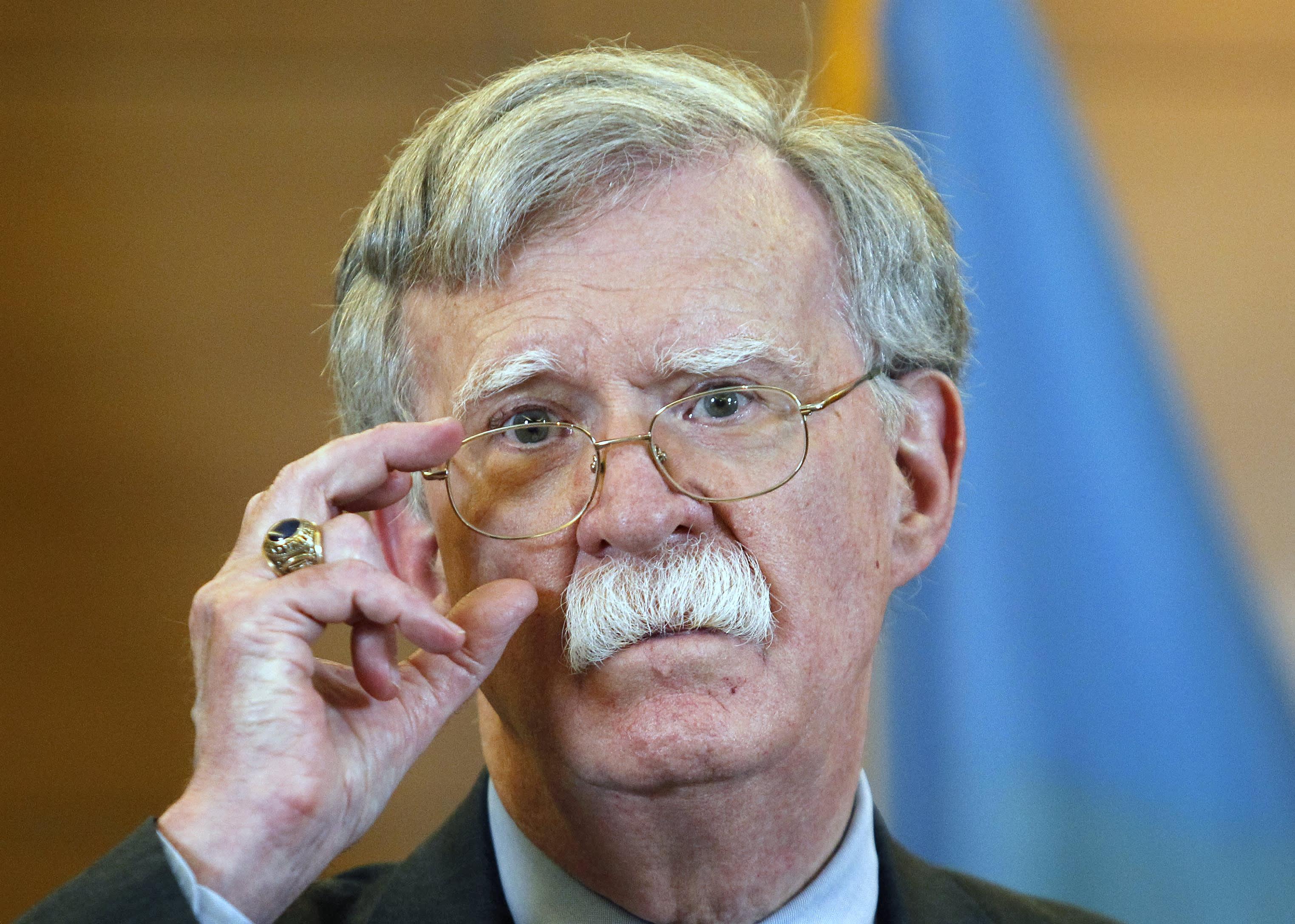 Battle escalates over John Bolton's bombshell book about Trump