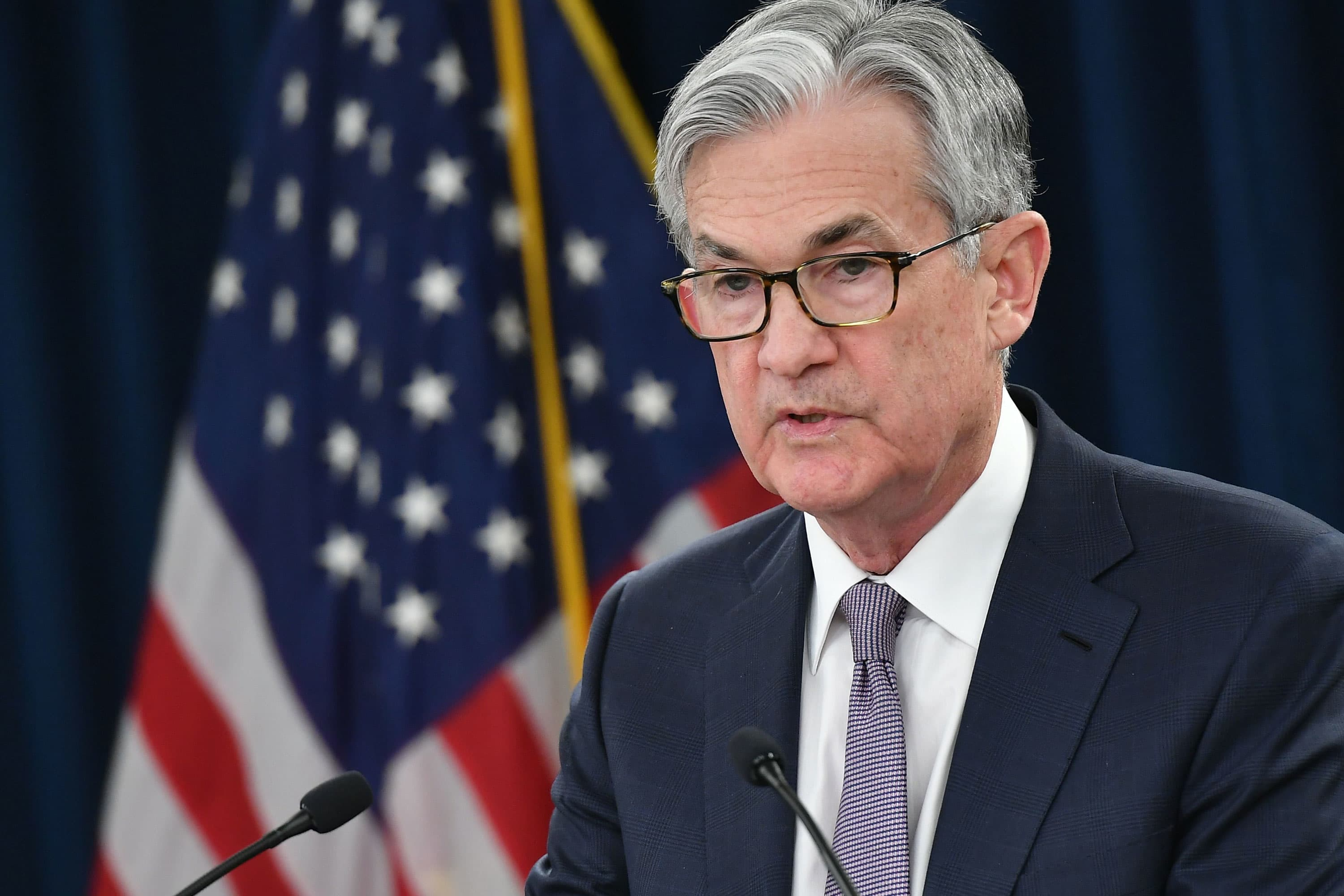 Treasury yields rise ahead of Powell's testimony on Capitol Hill