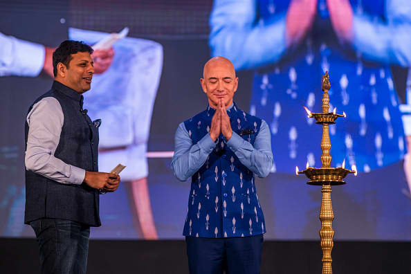 Amazon pushes into education with new academy in India