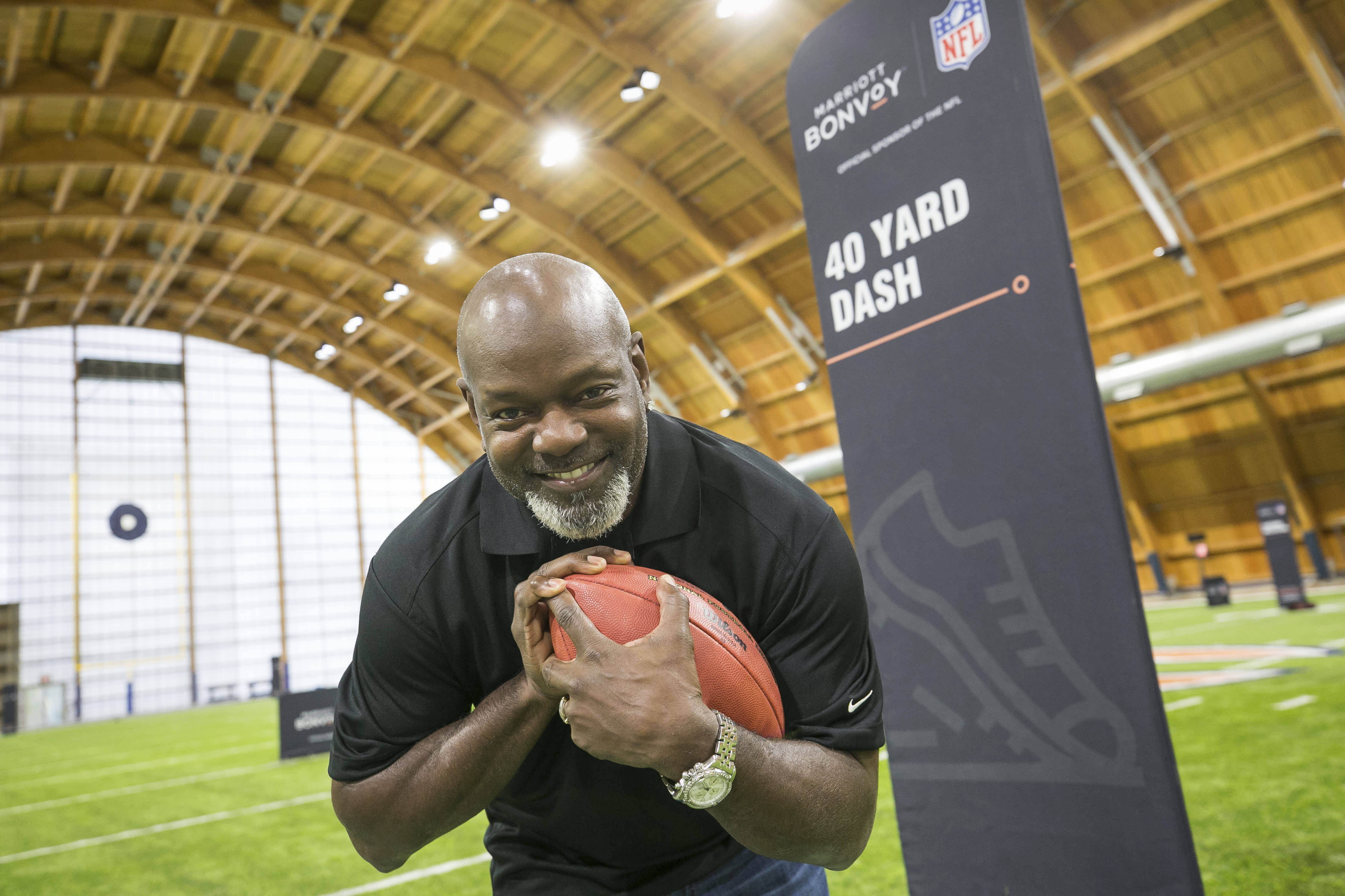 Sports Money: Emmitt Smith partners with Marriott; Learfield IMG, ShotTracker agree to deal