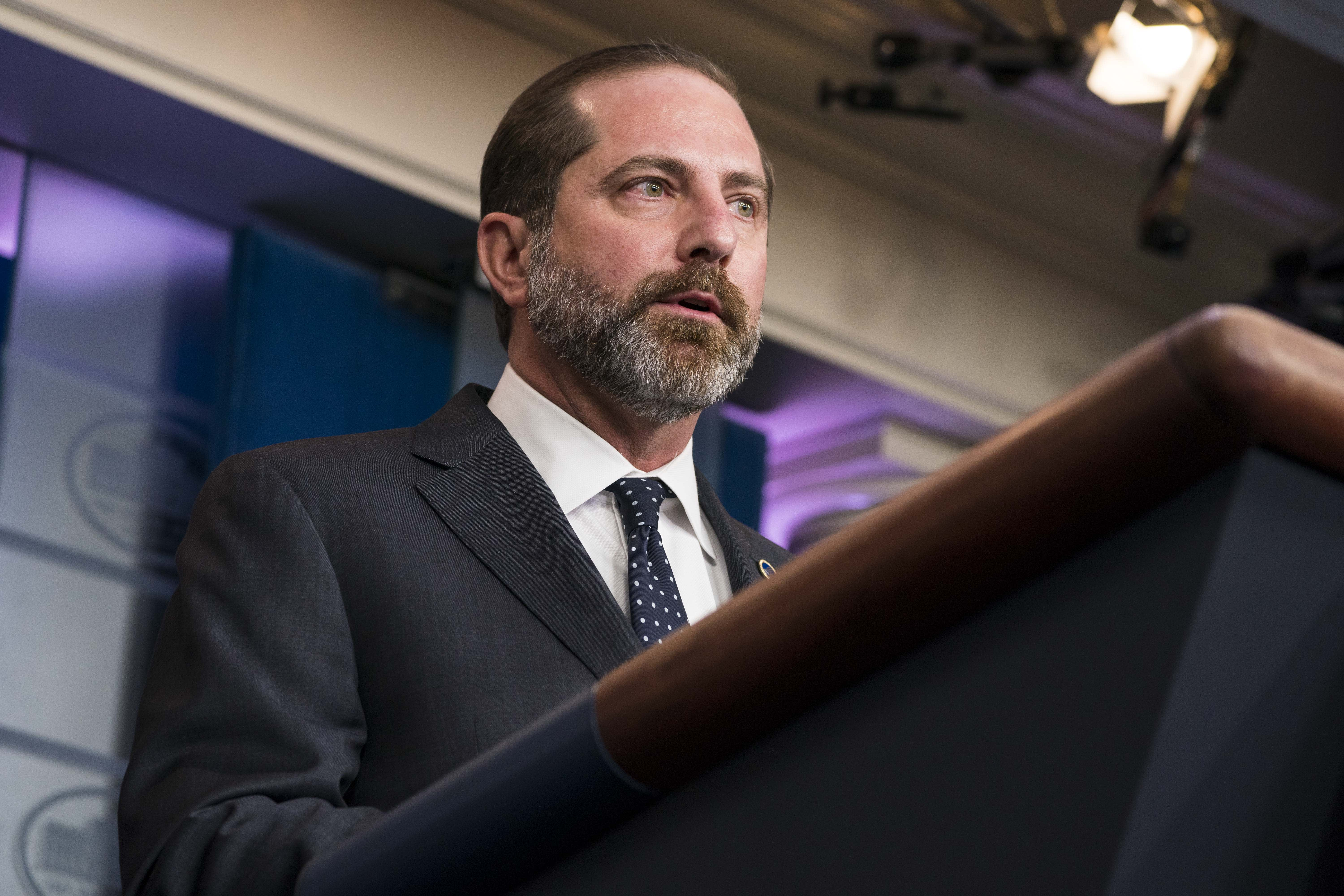 White House planning to ask Congress for emergency funds to fight coronavirus spread