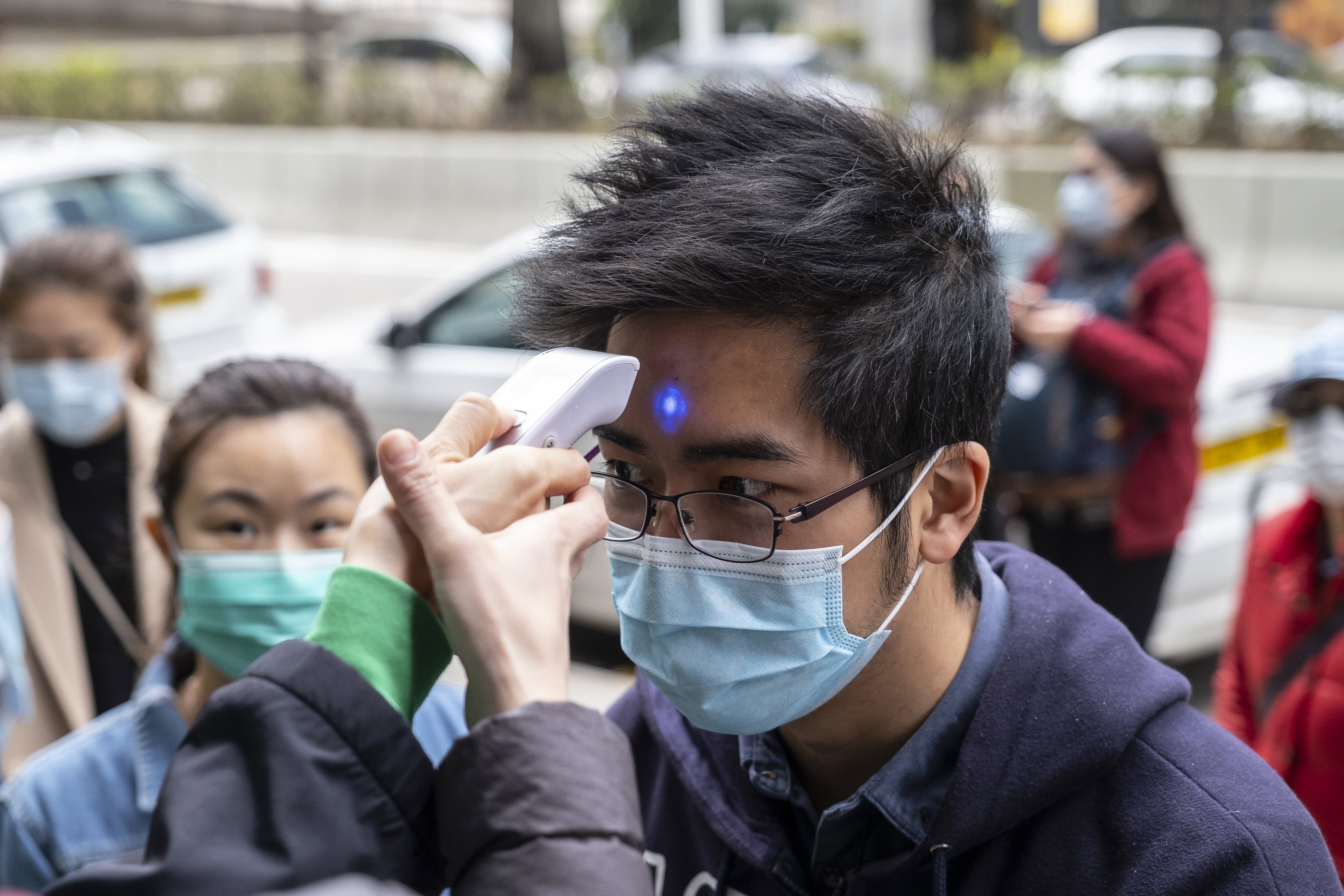 CDC issues travel guidelines for Hong Kong after second coronavirus-related death in the city