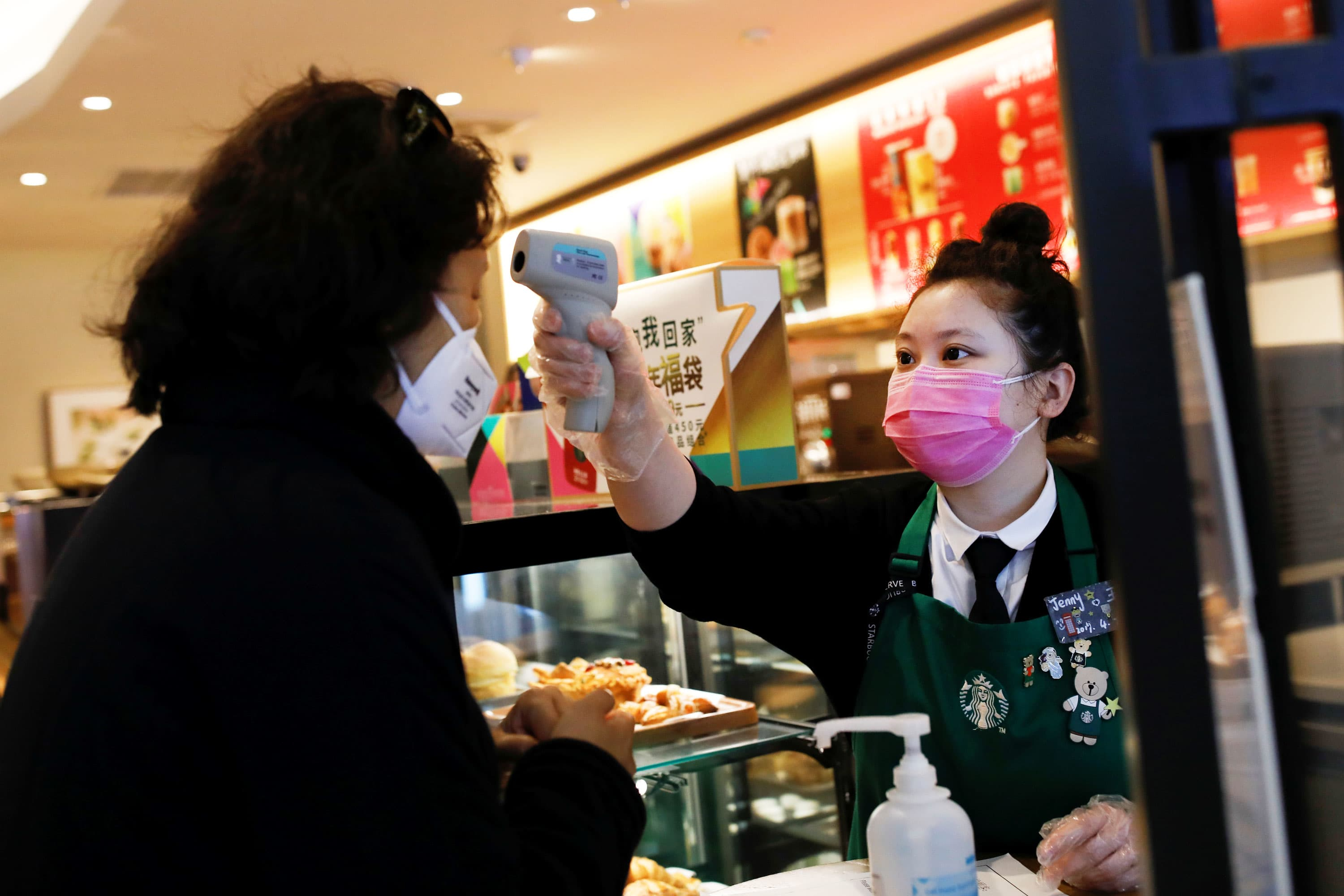 Starbucks second-quarter earnings to fall 46% as coronavirus hits sales