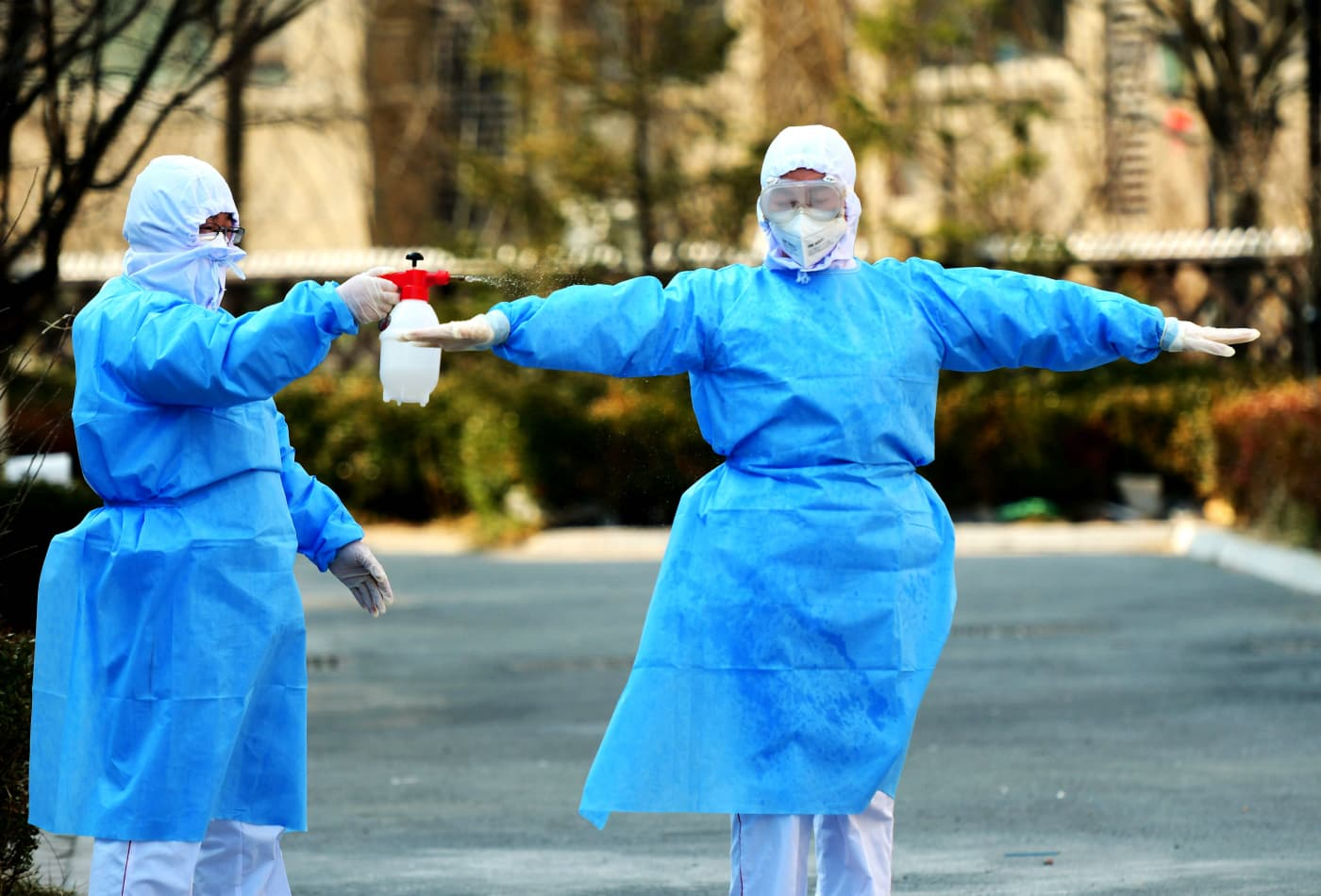 Coronavirus is going to 'paralyze China' — El-Erian warns against buying dips