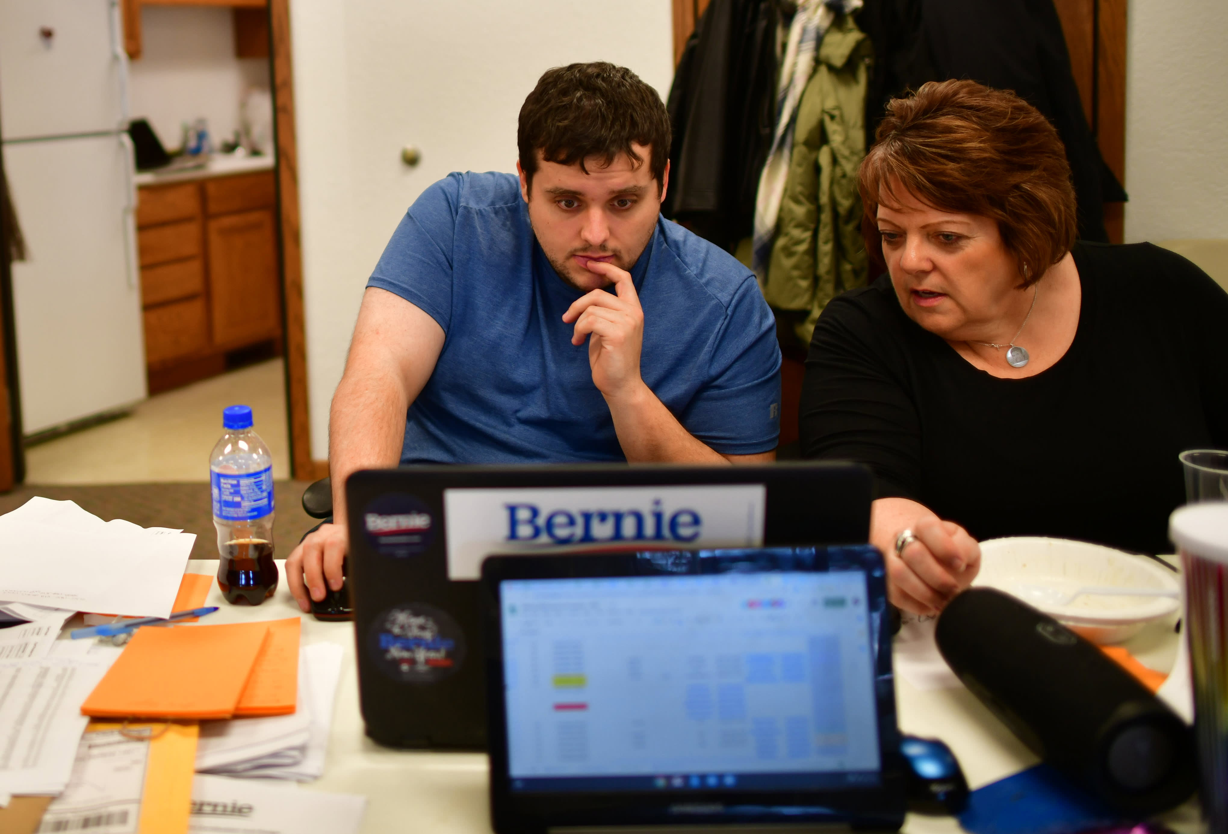 Results for Iowa caucuses delayed as state Democratic Party finds 'inconsistencies'