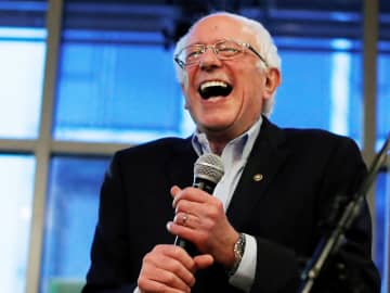 Sanders leads by double digits in latest NBC/WSJ poll as Biden sinks, Bloomberg rises