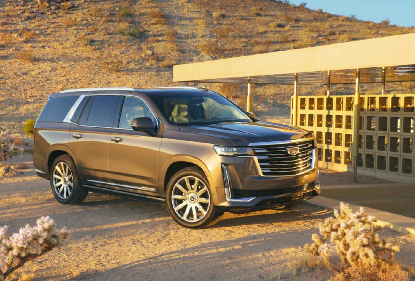 GM unveils new tech-savvy Cadillac Escalade SUV