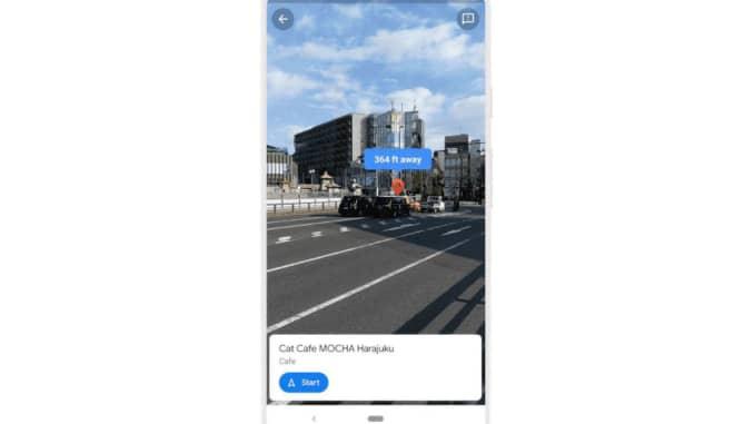 CNBC Tech: Google Maps redesign 3