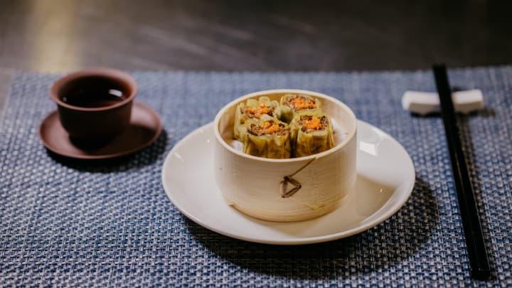 cnbc.com - Nyshka Chandran - Singapore's food tech startups are serving up lab-grown milk and 'fake' shrimp dumplings