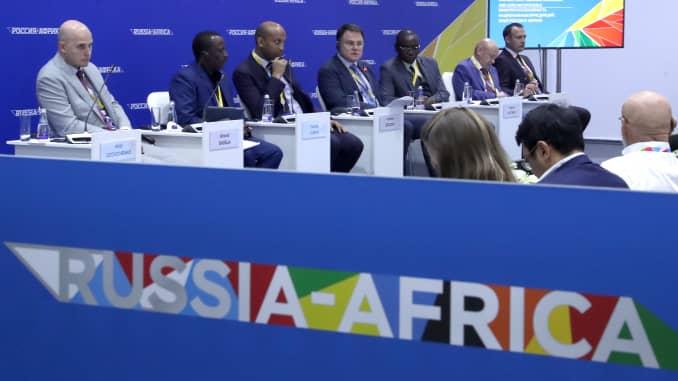 Premium: 2019 RussiaAfrica Summit and Economic Forum, Day 2