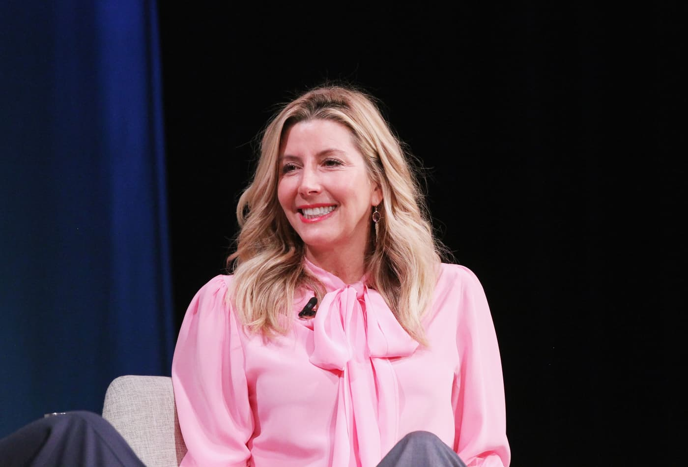 Why Spanx founder Sara Blakely hid her billion-dollar business idea from friends and family for a year