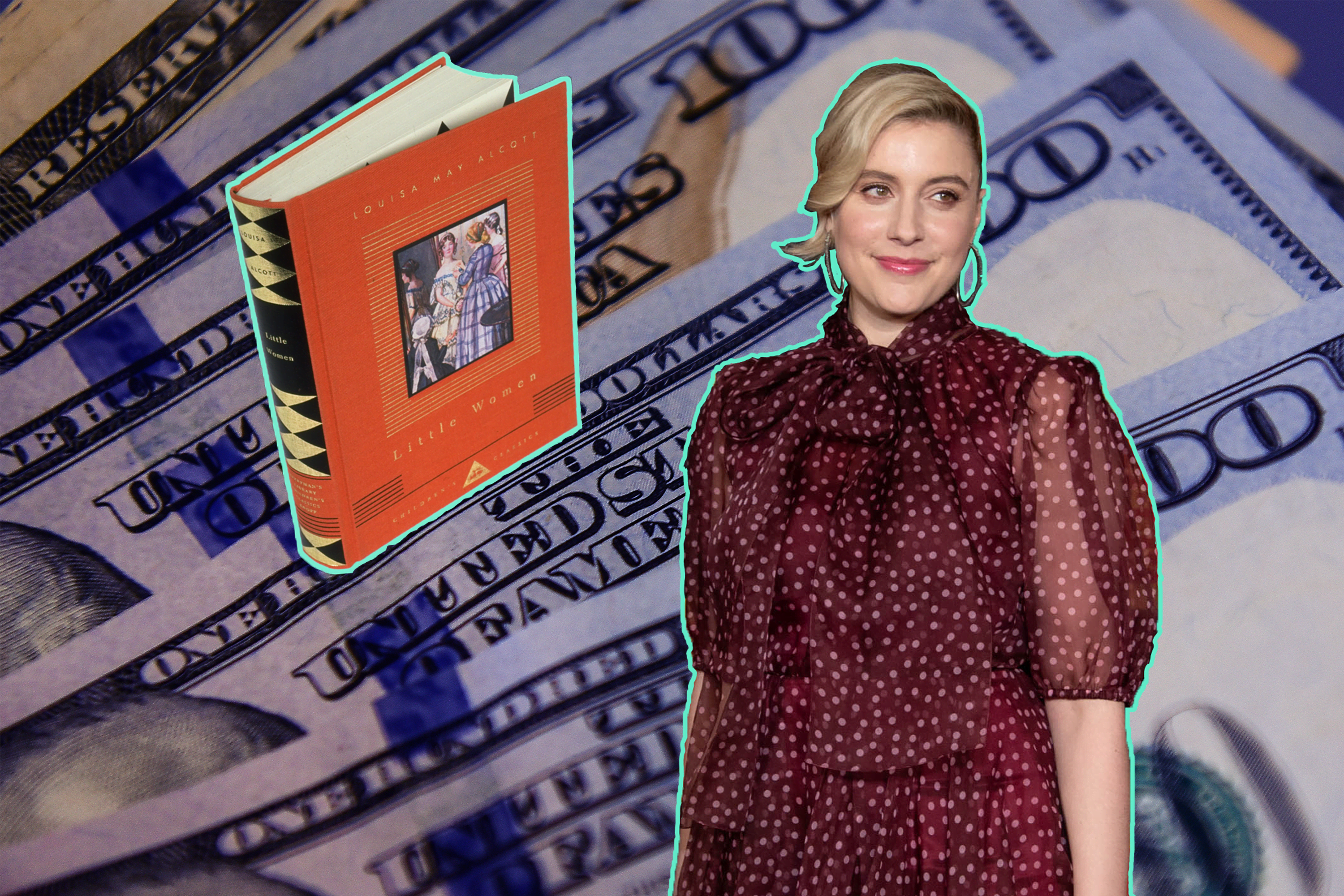 Greta Gerwig: How movie directors use salary negotiations to bet on themselves