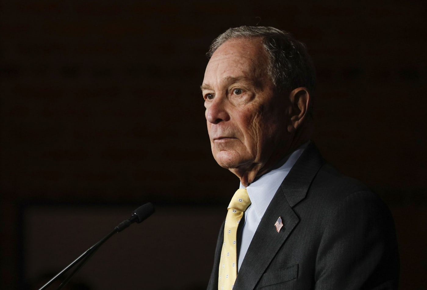 Bloomberg unveils plans for Americans' Social Security, retirement savings
