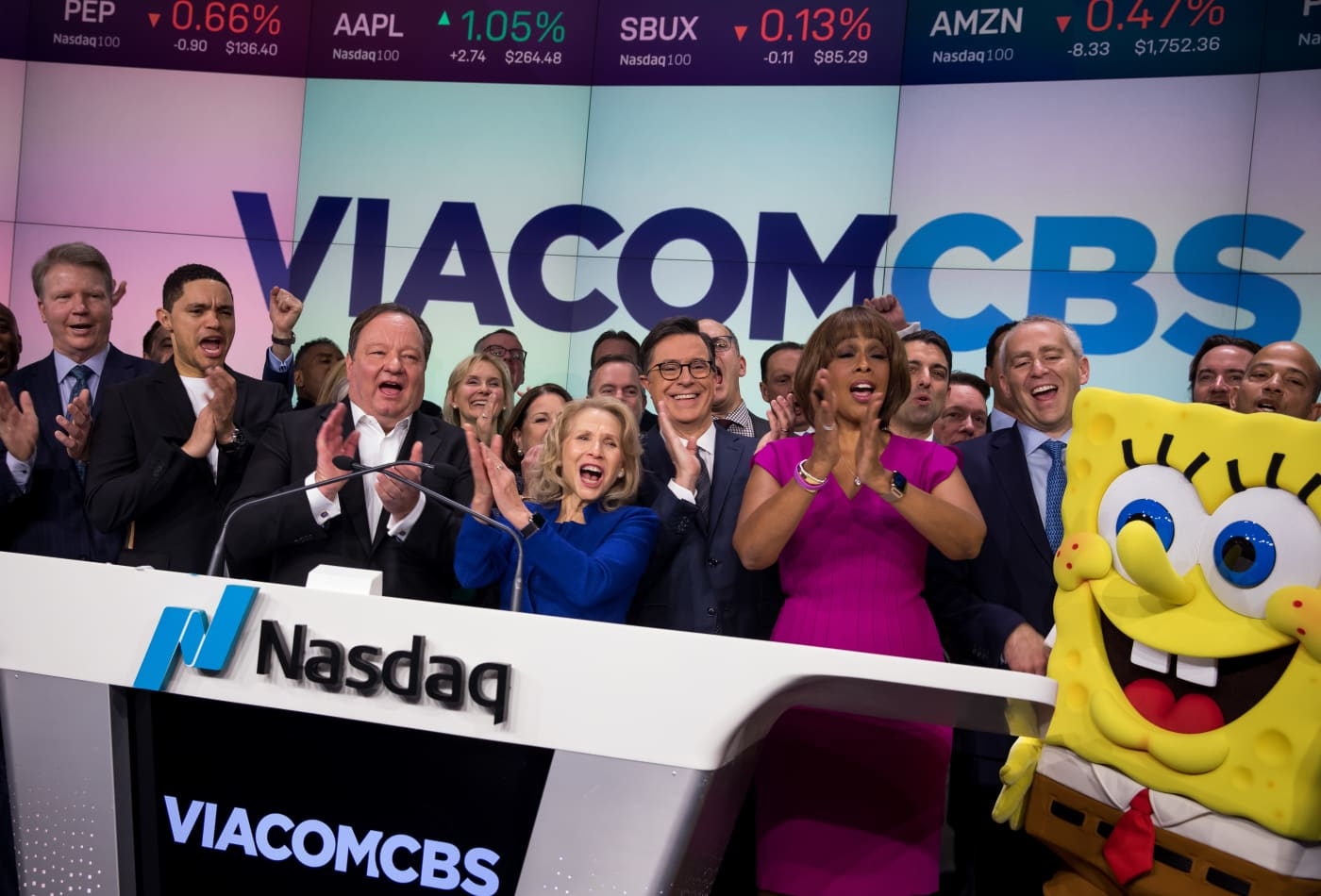 ViacomCBS to launch new streaming service blending CBS All Access with Paramount films, Viacom channels