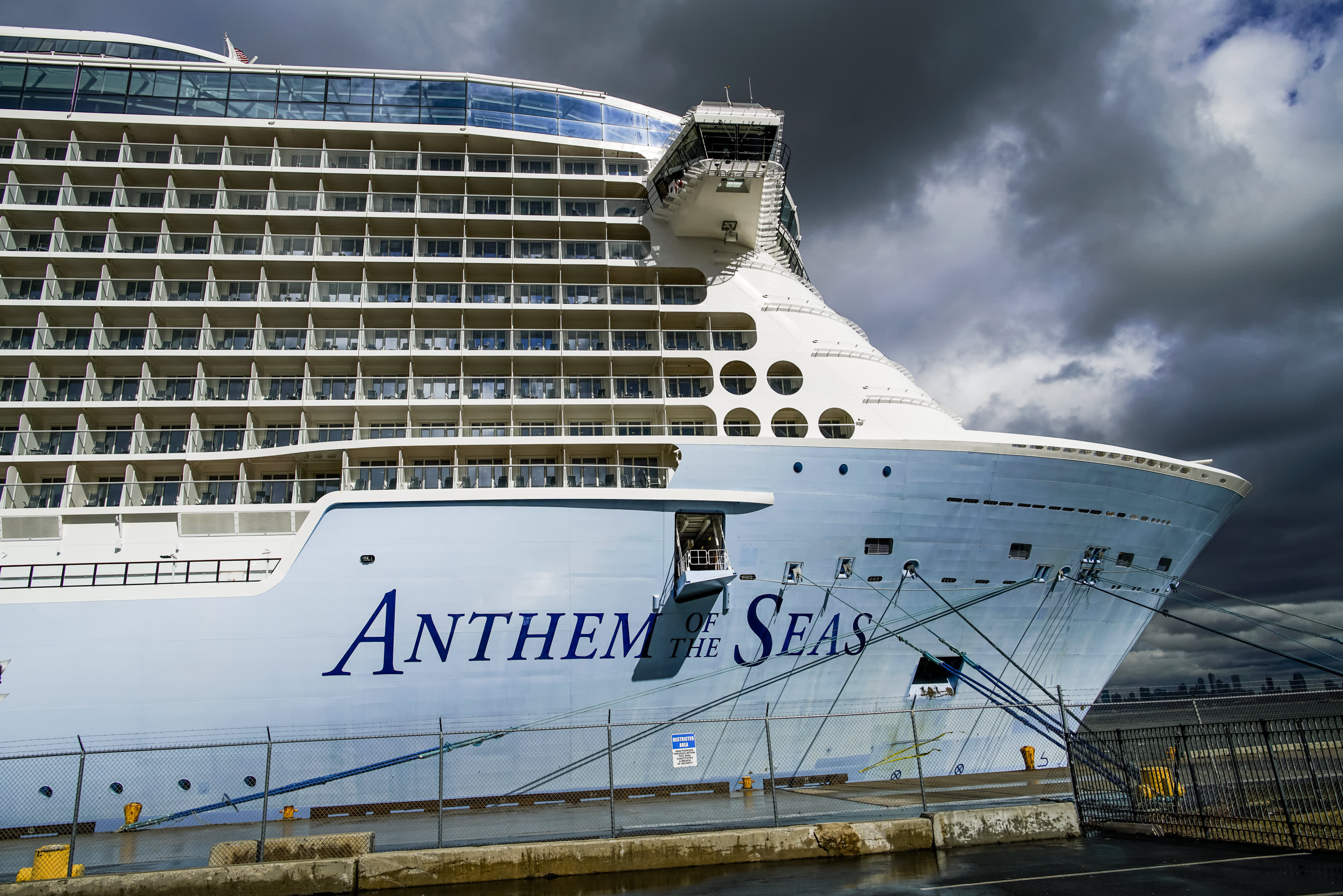 Royal Caribbean hopes to resume cruises as soon as August