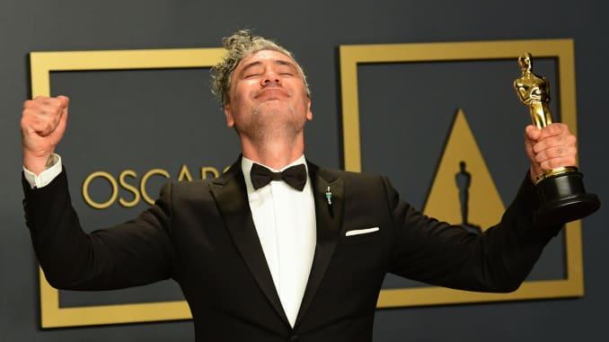 GP: Taika Waititi wins Oscars 2020