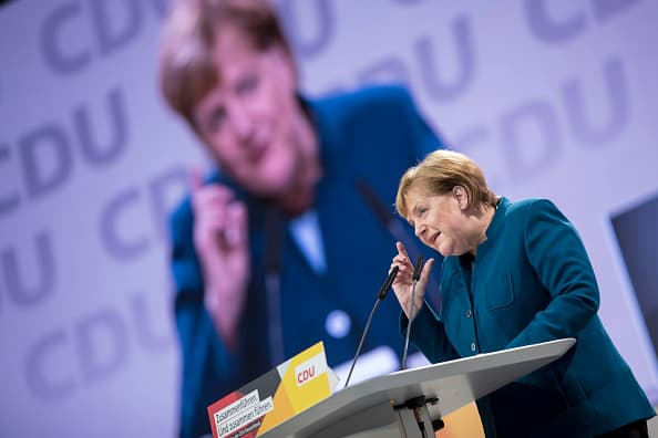These four challenges threaten Germany's role as defacto EU leader