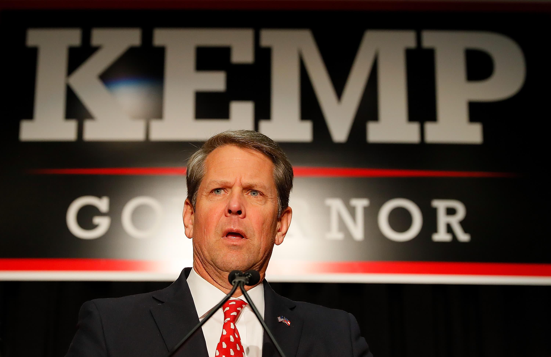 Georgia coronavirus: Trump denies he gave Kemp OK to reopen salons ...