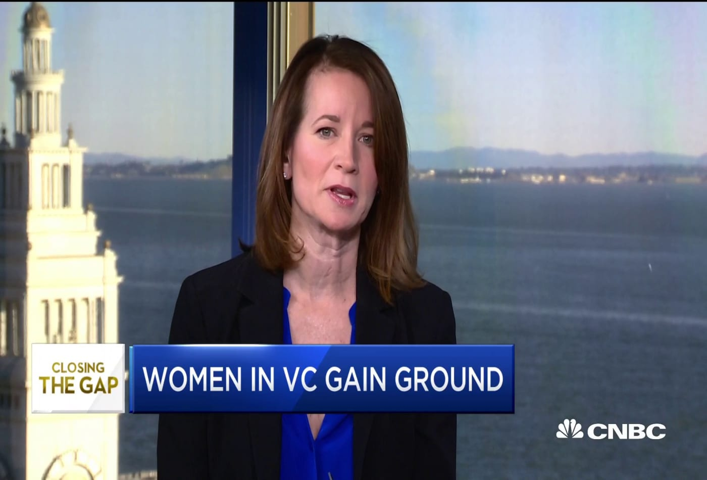 Report: 65% of VC firms have no female partners