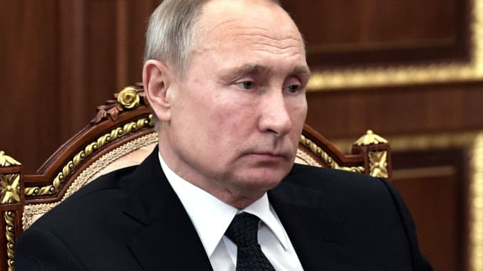 Op Ed Keep Your Eyes On Russia For An August Surprise Of Putin S Making