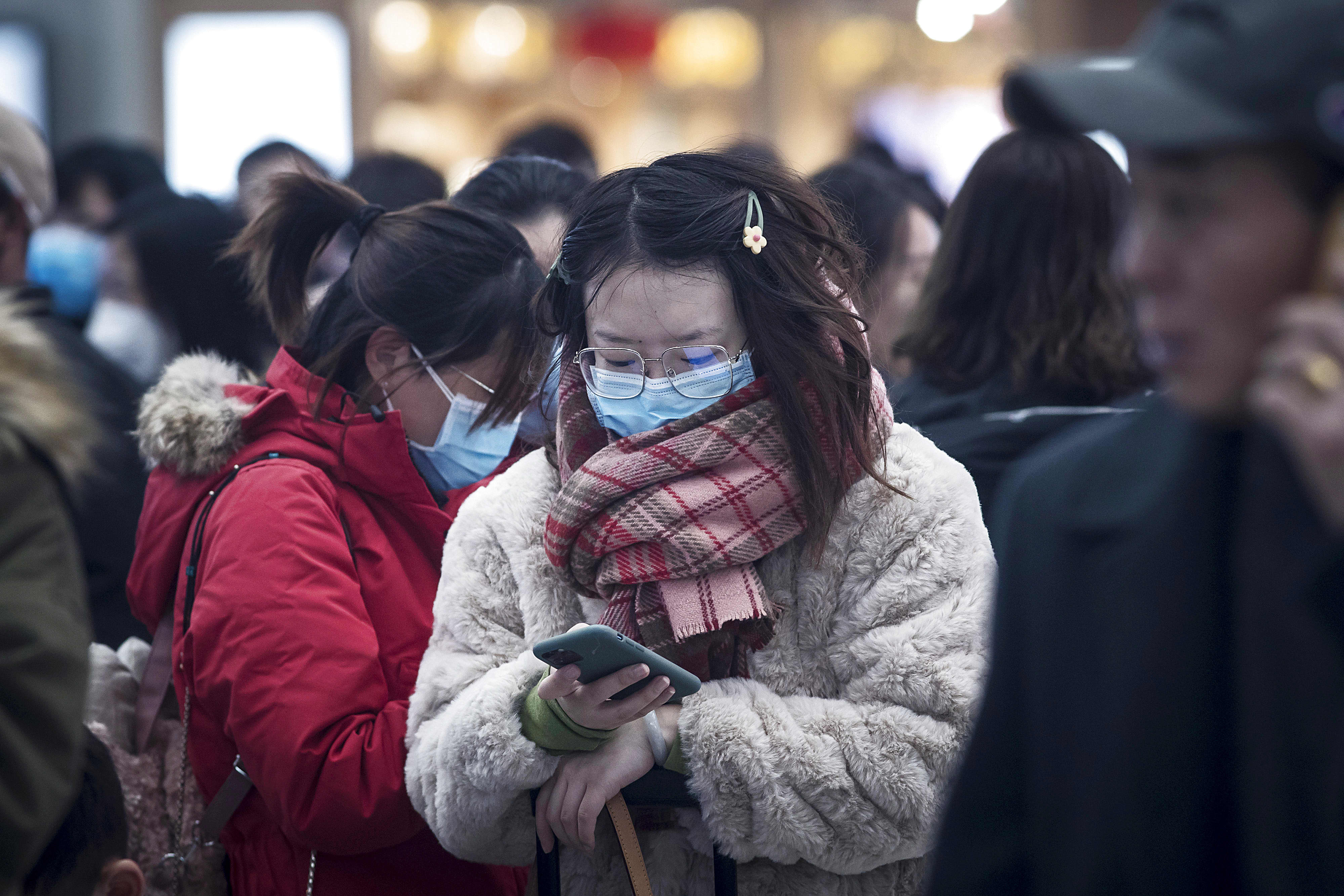 China launches coronavirus app to detect whether users have come in 'close contact' with the sick
