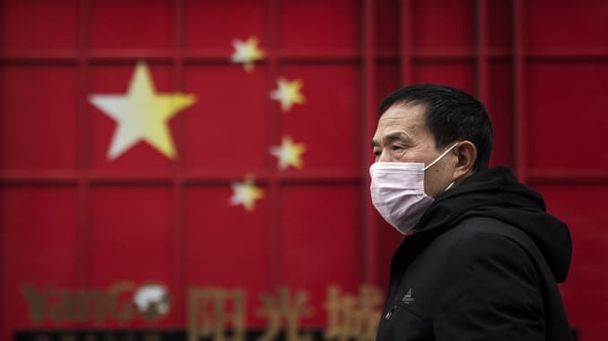 Why world economy will be facing China coronavirus for a long time