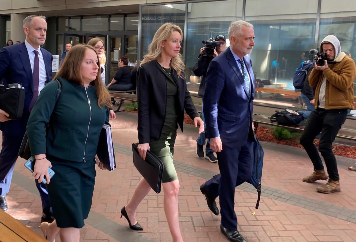 Judge refuses to push back Elizabeth Holmes' Theranos trial despite coronavirus concerns