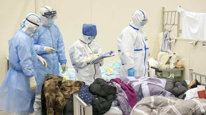 GP: Coronavirus: Wuhan patient