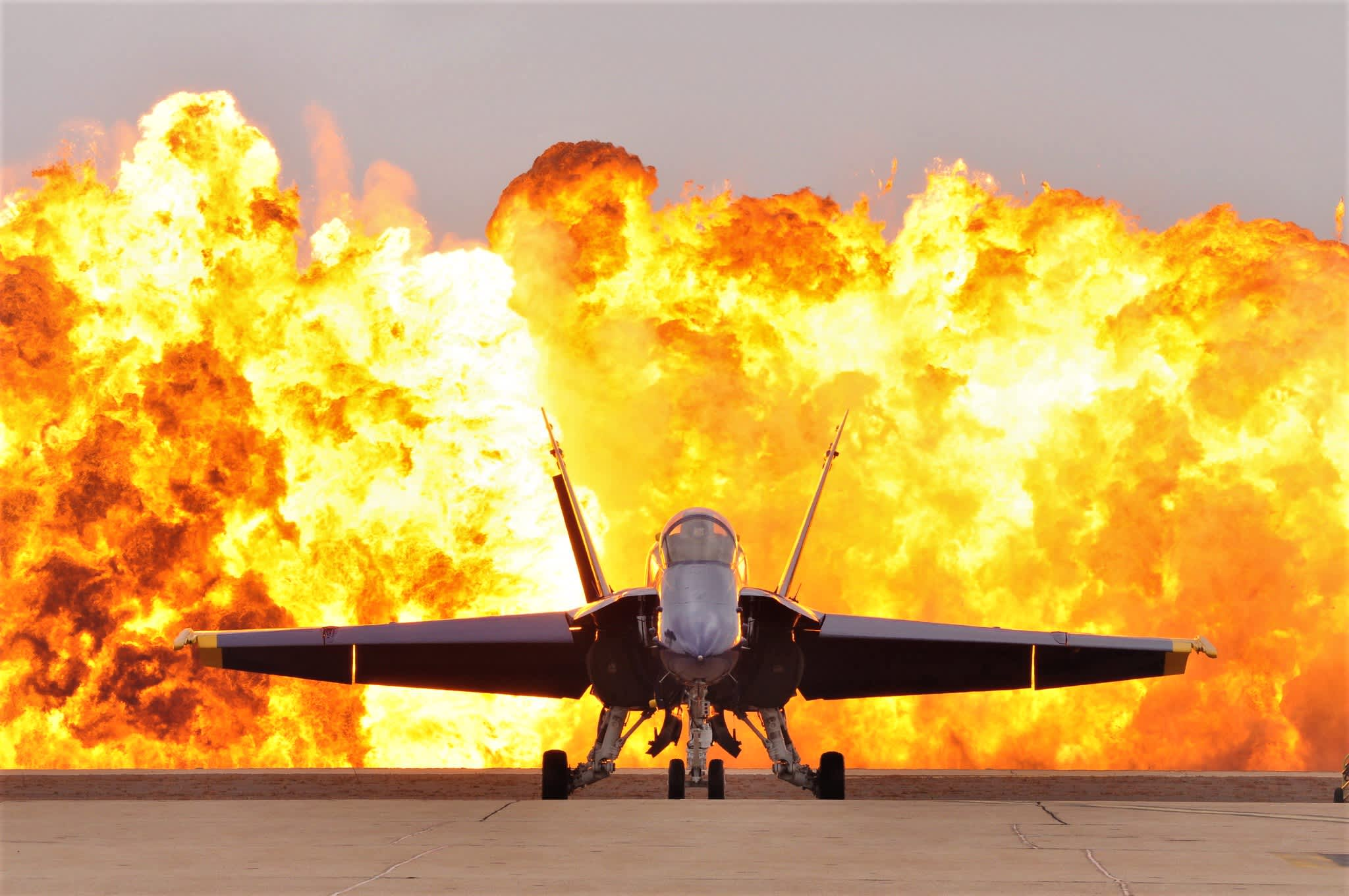 Here's the firepower the Pentagon is asking for in its $705 billion budget