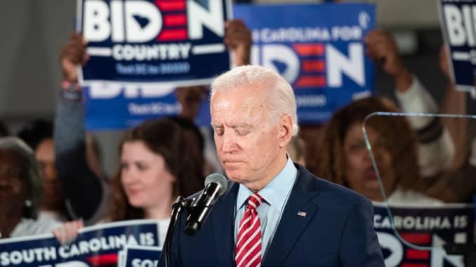 Joe Biden accused of sex assault amid challenge to Donald Trump